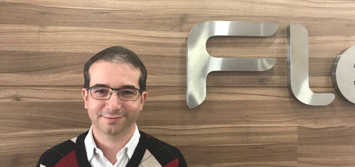 Flex tem novo diretor de tecnologia