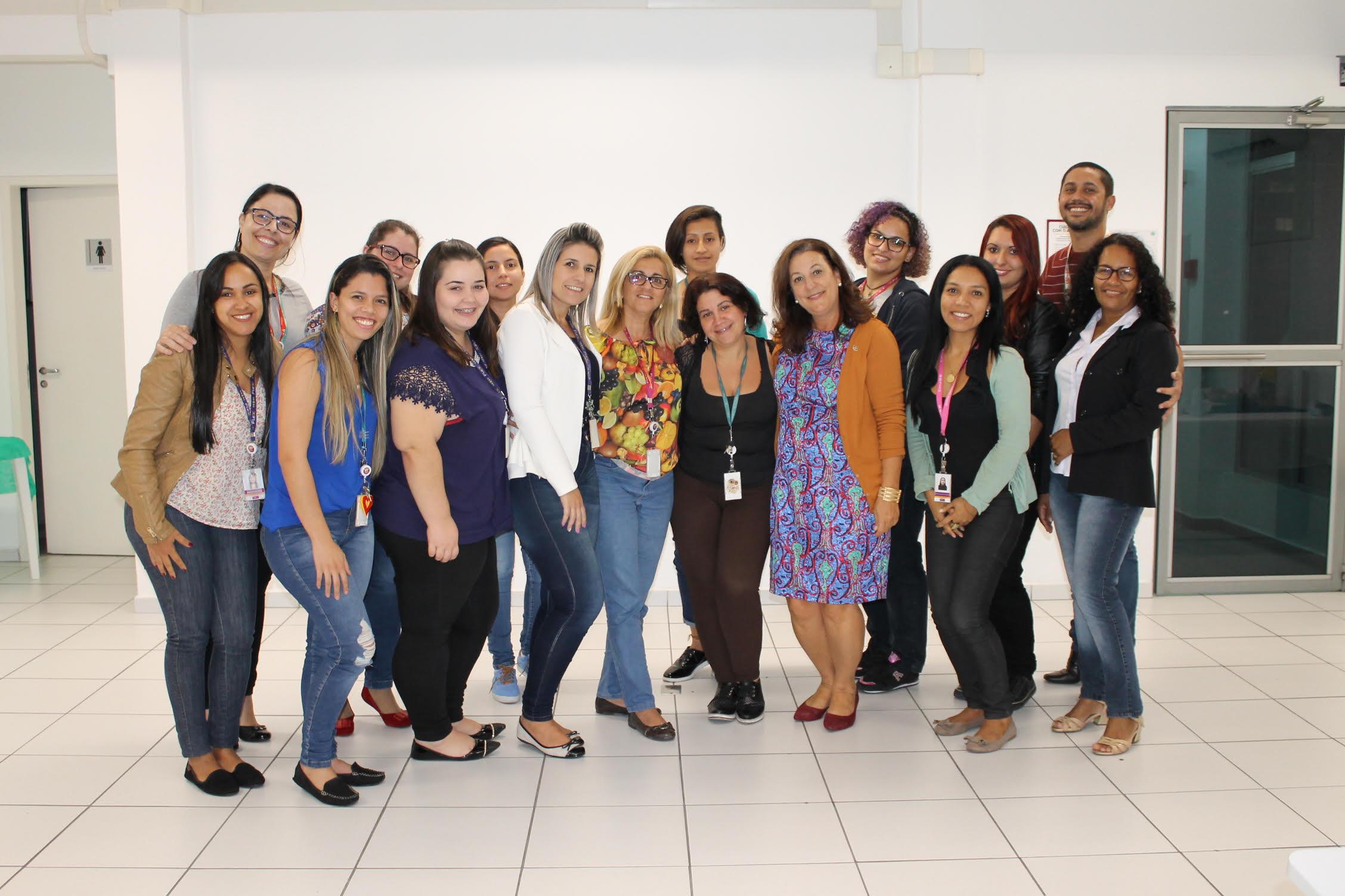 Jornada da mulher é tema de palestra para profissionais Flex