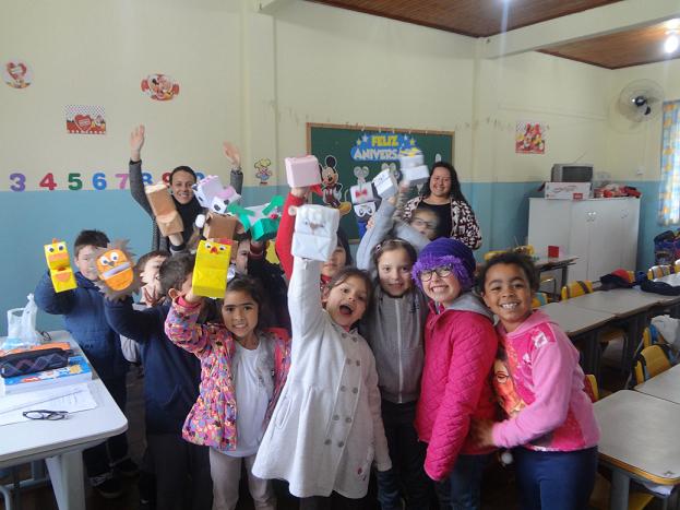 Teatro de Fantoches Flex tem foco em atividades educativas e recebe prêmio em Lages