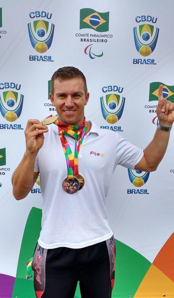 Cleomar da Silva fala sobre sua carreira no Atletismo
