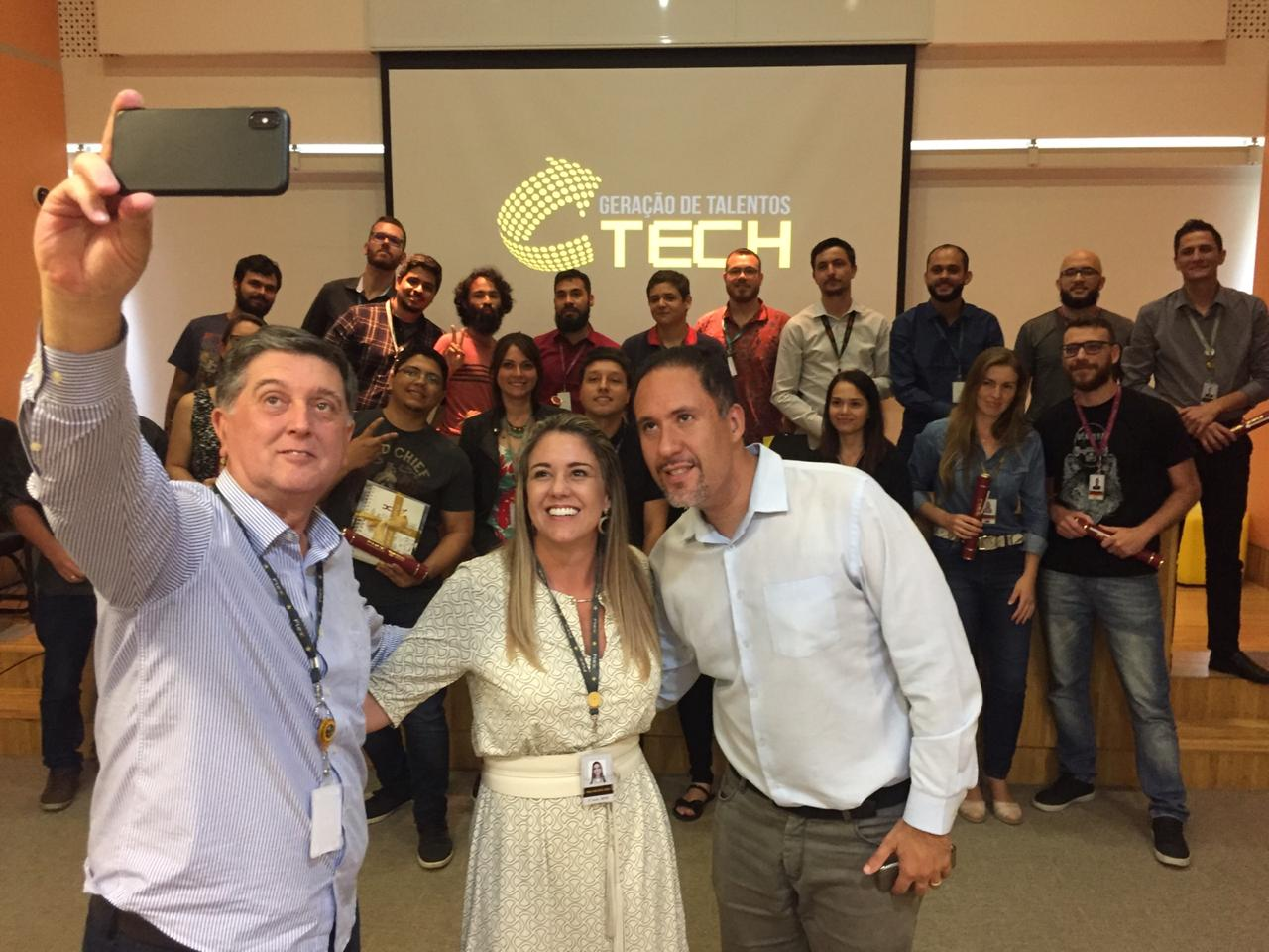 Flex forma primeira turma no Geração de Talentos Tech
