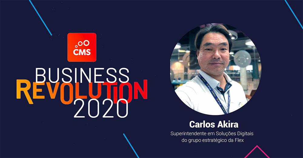 Flex participa do CMS Business Revolution Week 2020